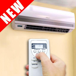AC Remote -  Universal  all Air Conditioner