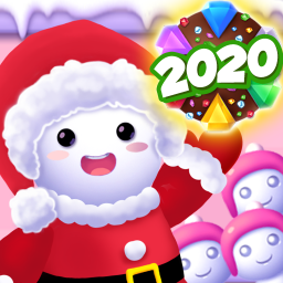 Ice Crush 2020 -A Jewels Puzzle Matching Adventure
