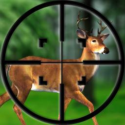 Deer Hunting : Sniper 3D