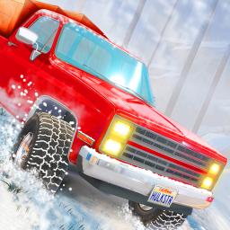 Snow Truck Simulator: Off Road Monster Truck Games