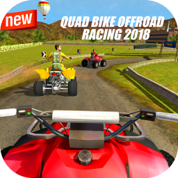 Quad Bike Offroad Racing 2018: Extreme Bike Racer