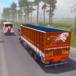 Indian Truck Offroad Cargo Drive Simulator