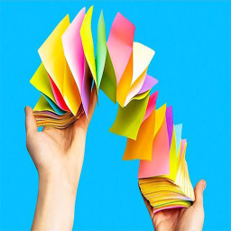 کاردستی های جالب با کاغذ