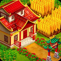 Asian Town Farmer : Build Big Offline Farm