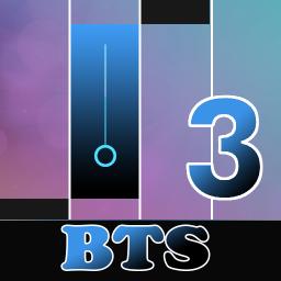 BTS Magic Piano Tiles 3-KPOP Music Tiles