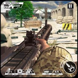 Counter Terrorist - Battlefield Shooting Game