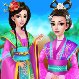 Chinese Doll Princess Makeover