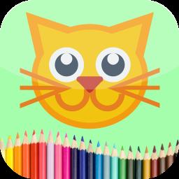 کتاب رنگ آمیزی - حیوانات