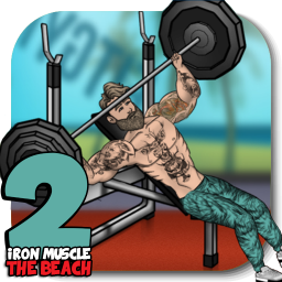 Iron Muscle 2 - Bodybuilding and Fitness game