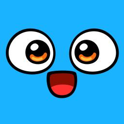 آیکون بازی My Boo: Your Virtual Pet Game To Care and Play