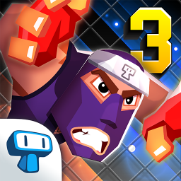 UFB 3: Fight 2 Player Multiplayer MMA Game