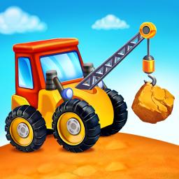 Kids Truck Adventure: Road Rescue Car Wash Repair