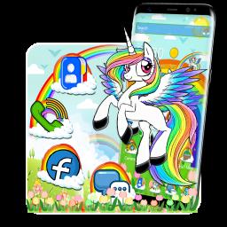Rainbow Pony Theme