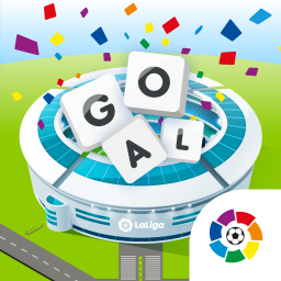 Score Words LaLiga - Word Search Game