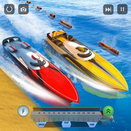 Water Boat Racing Simulator 3D