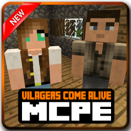 Villagers for Minecraft