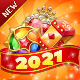 Jewels Mystery: Match 3 Puzzle