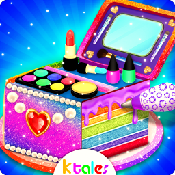 Cosmetic Box Cake and Cookie Maker Girls cooking