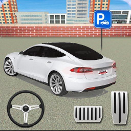 Modern Driving Car parking 3d – New car games