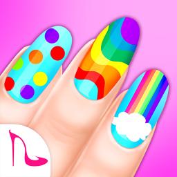 Nail Artist: Girl Games Salon Makeup Makeover