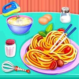 Pasta food Maker Cooking game for Kids