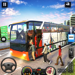 Euro Bus Driver Simulator 3D: City Coach Bus Games