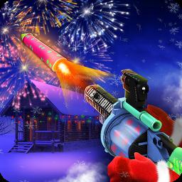 Firework Weapons Simulator
