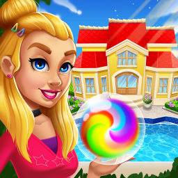 Home Sweet Home Design Bubble Shooter House Manor