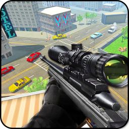 Sniper 3D 2019: Action Shooter - Free Game