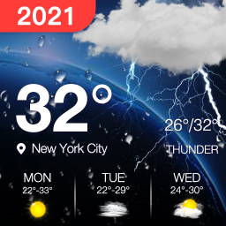 Local Weather Forecast - Accurate Weather & Alert
