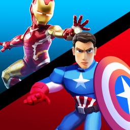 Captain Revenge - Fight Superheroes