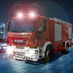 911 Fire Truck Simulator
