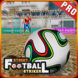 Street Football Striker Real Soccer Free Kick Game