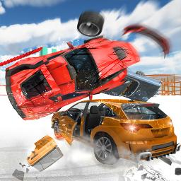 Ultimate Car Stunts : Extreme Car Stunts Racing 3D