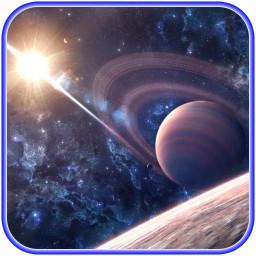 Space galaxy universe Milky Way Wallpaper
