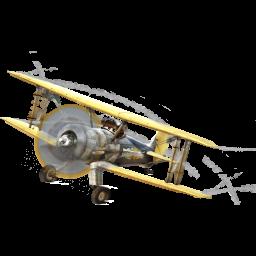 هواپیمای جهنمی