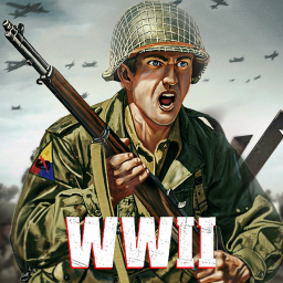 Medal Of War : WW2 Tps Action Game