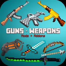 Guns + Weapons Mods