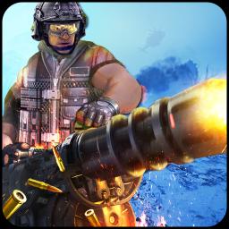 Gunner FPS Free Fire War : Offline Shooting Game