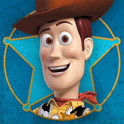 Toy Story Book with AR