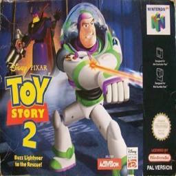 داستان اسباب بازی ها2