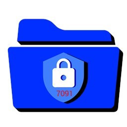MySafeBox فایل مخفی و قفل فایل ها