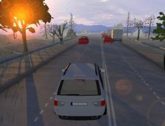 راننده جاده