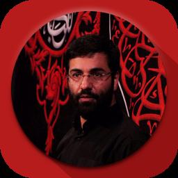مداحی تصویری حاج حسین سیب سرخی