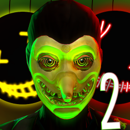Smiling-X 2: an Adventure horror game!