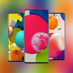Wallpapers for Galaxy A51 & A52s 5G Wallpaper