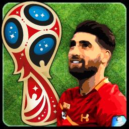 بازی فوتبال جام جهانی 2018