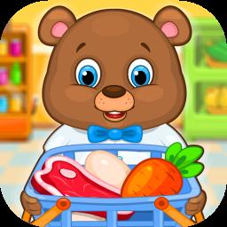 Children's supermarket