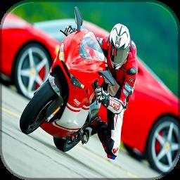 مسابقات ماشین و موتور سواری 2 HD