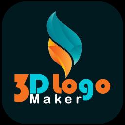 Logo Maker - 3D Logo designer , Logo Creator